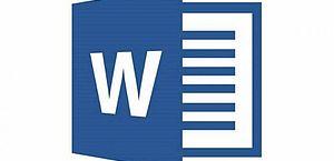 Simbolo Microsoft Word