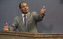 vereador Silvânio Barbosa