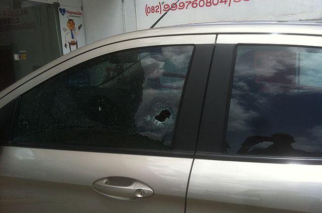 Delegacia busca imagens de tentativa de homicídio contra motorista no Pinheiro