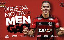 Twitter / Flamengo