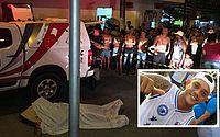 Presidente de torcida organizada é morto com vários tiros na Ponta Grossa