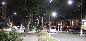 Mais de 4.500 lâmpadas em LED já foram instaladas na capital alagoana