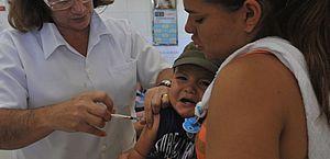 Vacinação injetável