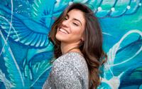 A atriz Isabela Souza