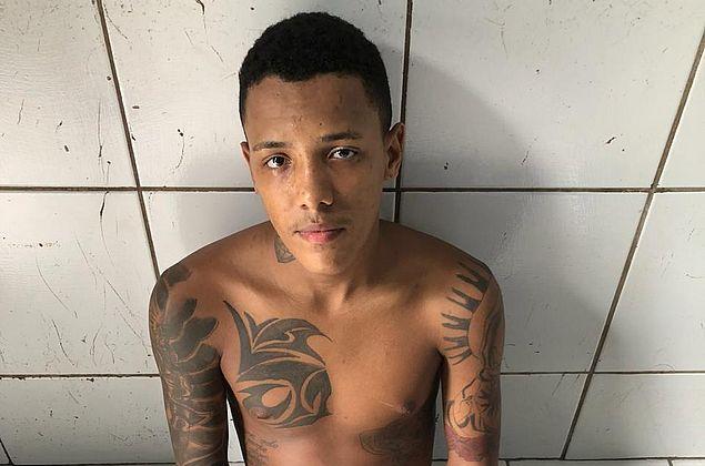 Polícia captura um dos dez foragidos do Presídio de Segurança Máxima