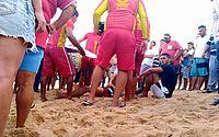 Adolescente morre afogado em Cruz das Almas quando aprendia a surfar