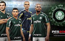 Palmeiras está no PES 2019