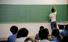 Vagas são para professores de diversas áreas