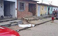 Dois morrem e um fica ferido após serem baleados em atentado em São Sebastião