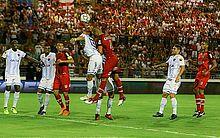 CRB e Paysandu empataram em 1 a 1 no primeiro turno com dois gols no fim