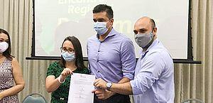 Ex-prefeito Rui Palmeira assume presidência estadual do Podemos
