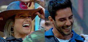 Tati Dias é a primeira fazendeira de 'A Fazenda 11'; Diego Grossi ganha carro