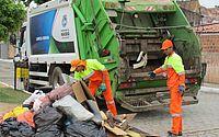 Quarentena: coleta de lixo domiciliar aumenta 20% em Maceió