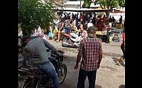 Vídeo: feira livre aglomera população nesta quarta-feira, em Canapi