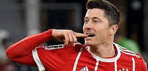 Com show Lewandowski, Bayern vence o RB Lepizig e conquista a Copa da Alemanha