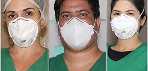 Curados da Covid, profissionais de saúde retornam à linha de frente de combate à doença em Maceió