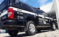 Suspeitos de roubo, homicídio e tráfico de drogas são presos no Vergel do Lago