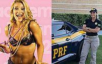 Ex-bailarina do É o Tchan! passa em concursos e vira agente da Polícia Civil