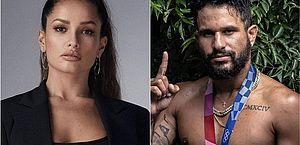 Juliette Freire elogia 'gatos das Olimpíadas', e Italo Ferreira avisa: 'Não namoro'