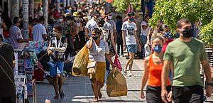 Volume total do novo Auxílio Emergencial não chega a 14% do empenhado em 2020