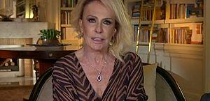 Ana Maria Braga diz que quebrou o braço após fugir de assédio sexual de diretor de TV