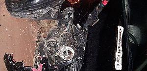 Motorista livra cachorro e colide com outro carro em Passo de Camaragibe