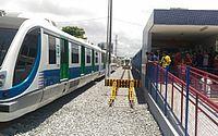 CBTU comunica suspensão de viagens de trem em trecho do Mutange