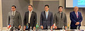 Sem aval de Salles, governos da Amazônia negociam apoio de países europeus