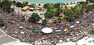 Prévias de carnaval contarão com reforço de mais de 2 mil agentes de segurança