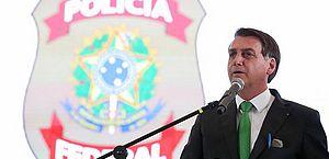 Bolsonaro confirma realização de concurso PF para 2 mil vagas