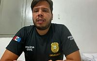 Delegado diz aguardar resultado de exames para concluir inquérito policial