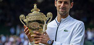 Técnico de Djokovic, Goran Ivanisevic, testa positivo para coronavírus