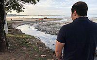Superintendente Gustavo Torres acompanha serviços no Riacho Salgadinho