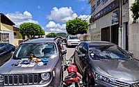 Polícia desarticula organização envolvida em tráfico e clonagem de veículos no Sertão