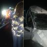 Vídeo: homem fica preso às ferragens após acidente com carro em Branquinha