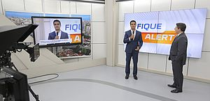 Em entrevista à TV Pajuçara, prefeito eleito JHC fala de transição, pandemia e concurso; assista
