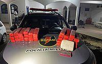 Mais de 30 quilos de drogas são encontrados em casa em Arapiraca; homem é preso