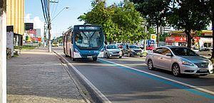 Quais dias e horários o uso da faixa azul não rende multa? SMTT esclarece situação