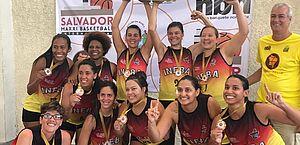 Equipe alagoana vence Campeonato Maxxi de Basquete Internacional