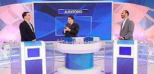 'É bom fazer amor comendo chocolate', diz Flávio Bolsonaro a Silvio Santos