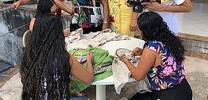 Associação de bordadeiras transforma vidas com valorização da identidade de Penedo e da região do São Francisco