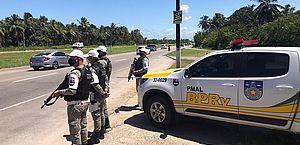 Condutor embriagado é preso após dirigir na contramão da AL-215, em Marechal Deodoro
