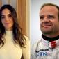 Apresentadora da Band está namorando Rubens Barrichello, diz site