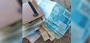 Cortador de cana acha carteira com R$ 8 mil e devolve ao dono