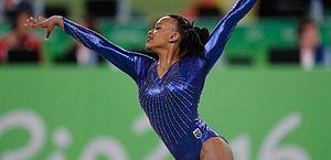 Rebeca Andrade se classifica para 3 finais no Mundial de ginástica artística
