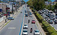Prefeitura requalifica Faixa Azul e avança com sinalizações