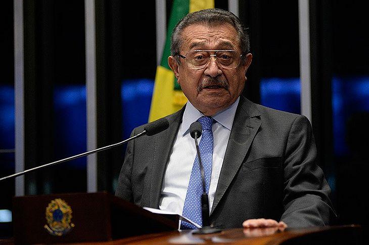 José Maranhão é senador pela Paraíba