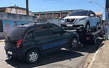 SMTT remove veículos estacionados em locais proibidos