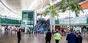 Aeroporto Zumbi dos Palmares está proibido pela Anac de ofertar novos voos