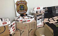 Vídeo: suspeito de contrabando é preso com 450 pacotes de cigarro, em Rio Largo
